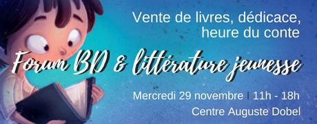 banniere forum littérature Jeunesse et BD
